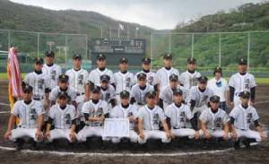 SPサイド(大島地区高校野球優勝の徳之島)140604向