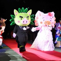 ぐりぶーとさくらの大結婚式