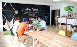 若手デザイナーらが共同オフィス設立140604