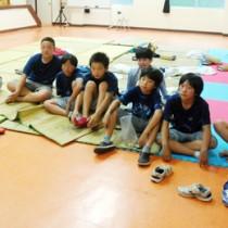 長野の小学生も足止め140801