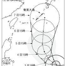 台風11号 のコピー