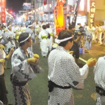 奄美祭り 八月踊り