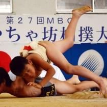 SP・やちゃ坊相撲大会