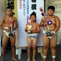 ワンぱく相撲写真