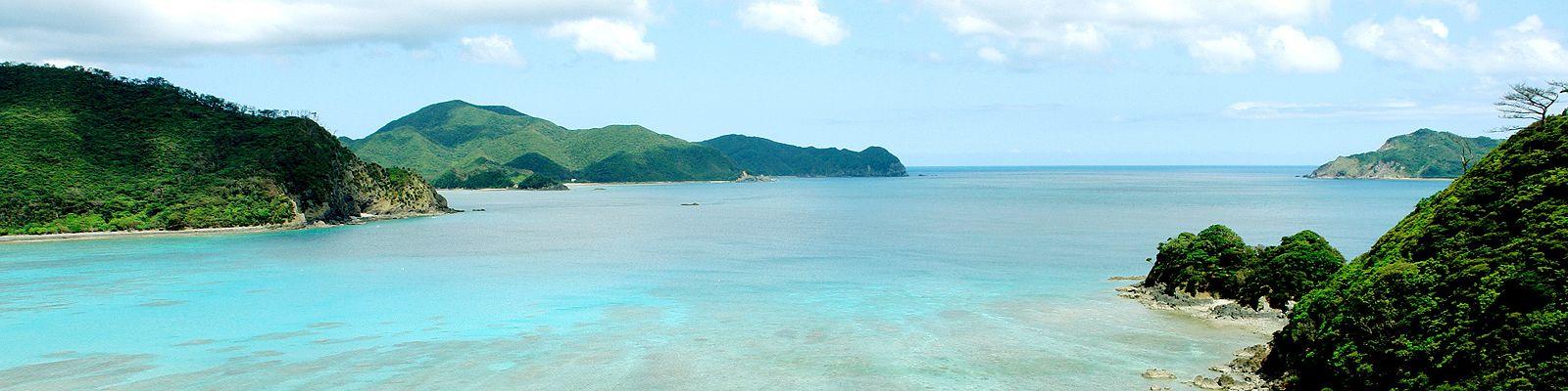 奄美 加計呂麻の海