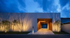 グッドデザイン賞を受賞した「平松の家」(酒井建築事務所提供)