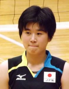 将来の日本代表候補として期待される積山さん(提供写真)