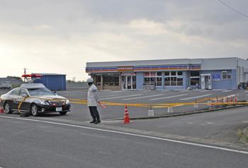 伊仙町のコンビニに強盗 | 南海日日新聞