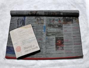 代官山蔦谷で「大島紬のこれから展」②150228池田