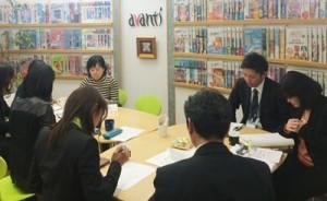 加計呂麻島の魅力や課題を語り合った座談会=福岡市