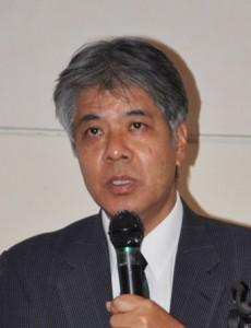 伊仙町出身の屋宏典琉球大学副学長
