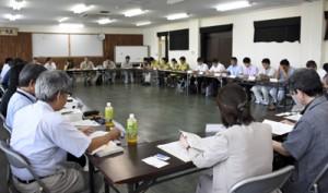 希少野生生物保護対策協議会150706池田
