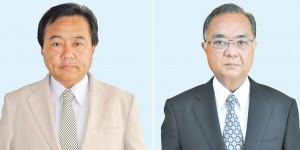(左から)高井克彦氏、山元宗氏