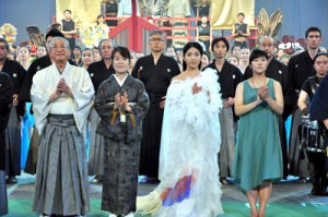 P第30回国文祭開会式・オープニングフェスティバル④
