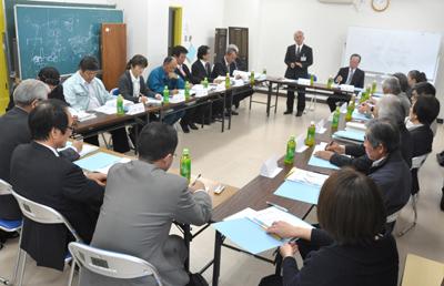伊仙町「生涯活躍のまち」構想検討会が初会合 | 南海日日新聞
