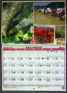 奄美市教委が旧暦カレンダー28日販売