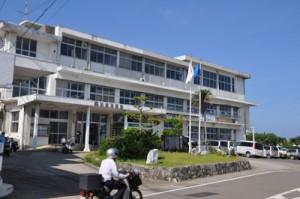 役場機能、仮移転へ 与論町 | 南海日日新聞