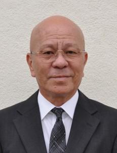副町長に選任された稲隆仁氏