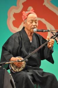優勝した小浜島の竹本真良さん