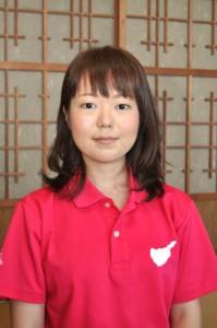 航空管制官採用試験に合格した山下奈都希さん=18日、和泊町
