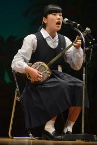 青壮年で準優勝を飾った長井舞さん