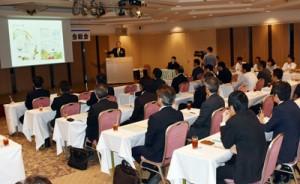修学旅行の誘致策を決めた教育旅行受け入れ対策協議会の総会=30日、鹿児島市