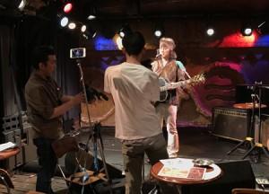 「ロスト・ジェネレーション」のミュージックビデオ撮影風景(提供写真)