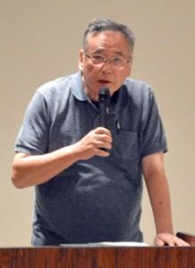 日本映像民俗学の会・岡田一男さん