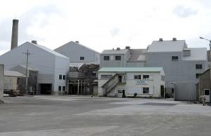 喜界町さとうきび振興大会写真(生和糖業) 丸山