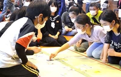 カルタ大会で郷土学習=与論町 | 南海日日新聞
