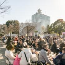 今年もにぎわった〝とくの島〟観光・物産フェア=18日、東京・代々木公園