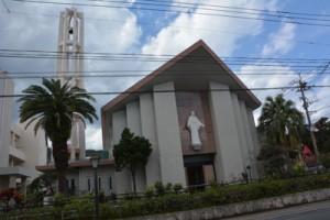 都市デザイン部門で大賞に選ばれたカトリック名瀬聖心教会