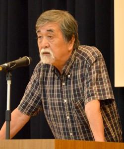 歴史学者の松延氏