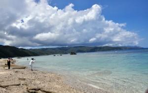 8年連続で「AA」の高い評価を受けた奄美市名瀬の大浜海浜公園