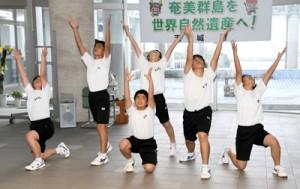 ダンスするソライロペンシル190109徳