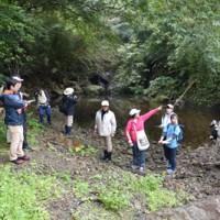 受講生らが集落の魅力を紹介したエコツアーガイド育成研修会=15日、奄美市住用町