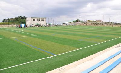 スポーツ合宿誘致に力 与論町 | 南海日日新聞