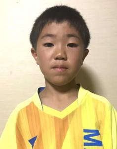 県予選で準優勝し、2年連続の全国大会出場を決めた福永旭(提供写真)