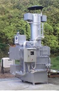 小型焼却炉「チリメーサー」