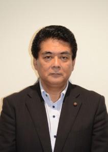 与勝広議長