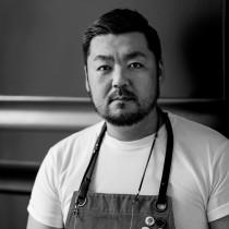 アジアのベストラン50で初のトップ10入りを果たした「ラ・シーム」の高田裕介さん(Pieter D'Hoop氏提供)