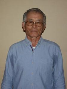 県農業功労者表彰を受けた平井學さん
