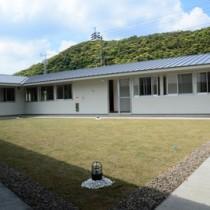 2020年度から新たに開設された古仁屋高校の女子寮「清雲寮」=瀬戸内町清水