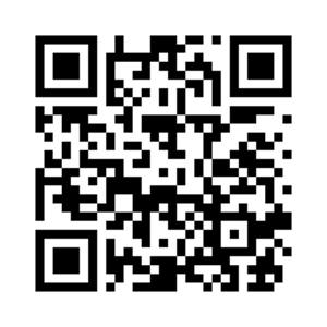 問い合わせWebサービスのQRコード