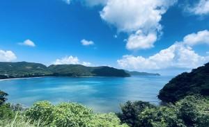 亜熱帯の彩り⑦真夏の海(②嘉鉄)山崎