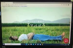 天城町が開設した移住情報サイト「おいでよ!魅惑のアマパゴス」