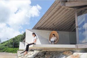 奄美大島でのワーケーションツアーのイメージ画像(ピーチ提供)
